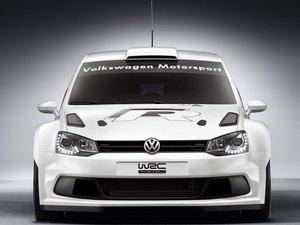 安卓Volkswagen Polo 大众 赛车 汽车 宽屏手机壁纸
