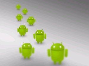 安卓操作系统 Android 安卓 设计 简约手机壁纸