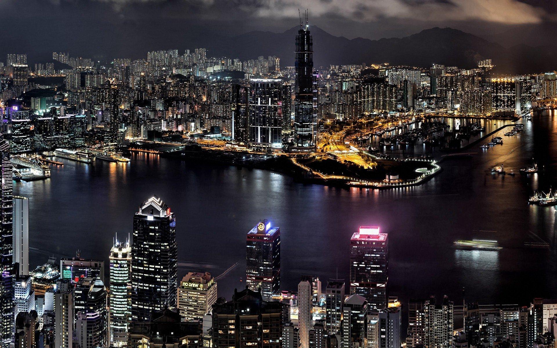 android安卓风景 城市夜景高清手机壁纸免费下载,安心