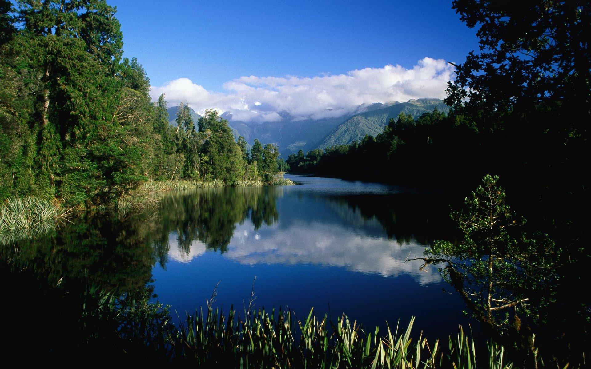 android安卓山水风景 上水 风景 景色 山水如画 自然