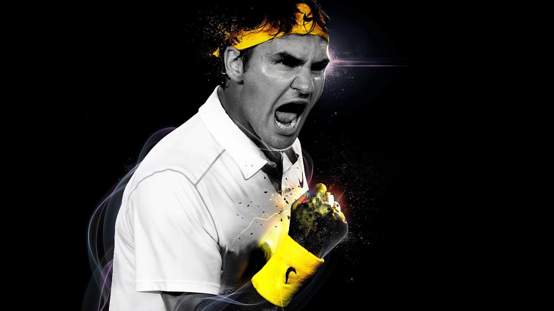 网球壁纸_