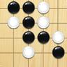 休闲五子棋