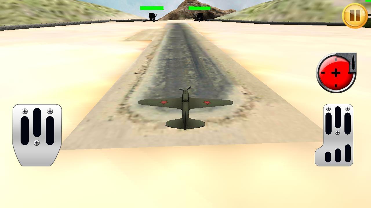空战3d是入胜驾驶飞机模拟器对每个人喜欢喷气式飞机斗殴或街机游戏