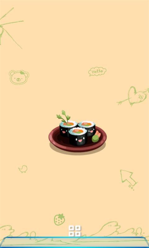 可爱寿司-bobo动态壁纸app1.3