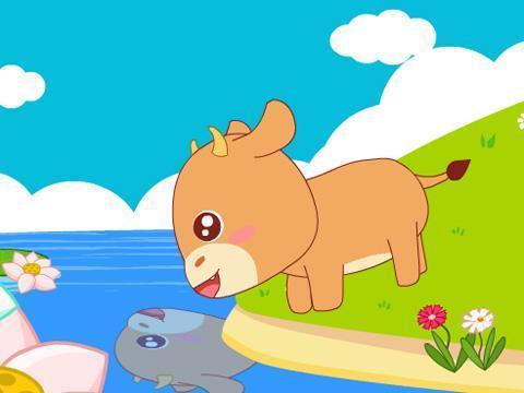 水牛卡通图片水牛卡通照片_注册送白菜首页_www.hai