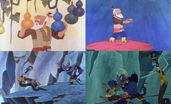 年迈的爷爷在《葫芦娃》手游中将以怎样的形象和大家