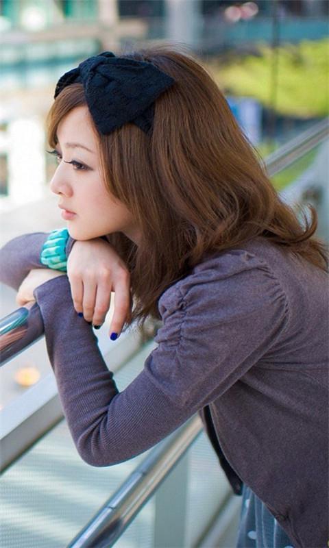 台湾清纯美女动态壁纸