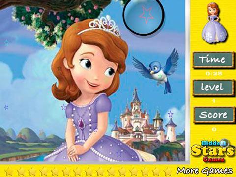 索非亚公主找星星