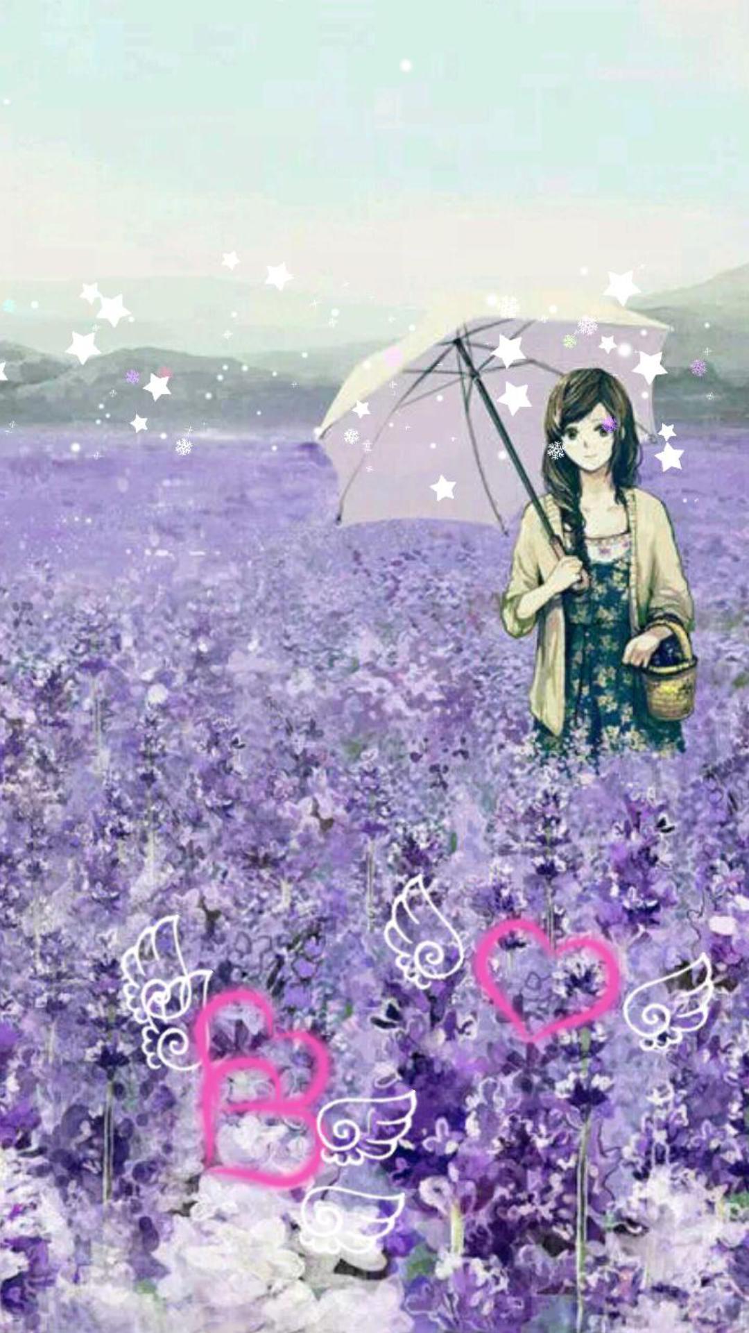紫色妖姬主题动态壁纸官网免费下载_紫色妖姬