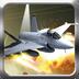F18飞行歼击机
