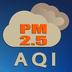 空气质量实时指数(AQI和PM2.5)