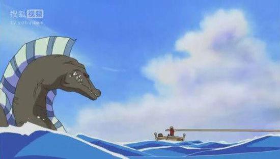 《海贼王》愤怒盘点差点杀死路飞的boss人选!