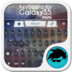 Keyboard for Galaxy S5 Mini